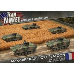 AMX-30 Tank Platoon