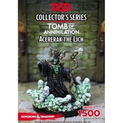 D&D: Tomb of Annihiliation - Acererak the Lich