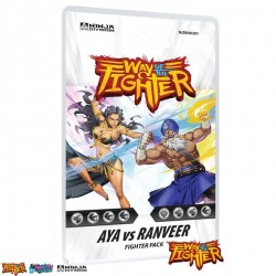 Way of the Fighter - Turbo (inglés)
