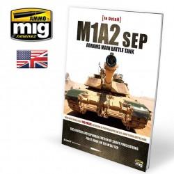 M1A2 Sep Abrams Main Battle Tank (inglés)