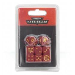Kill Team Dice: Adeptus Mechanicus