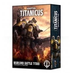 Adeptus Titanicus: Warlord Battle Titan