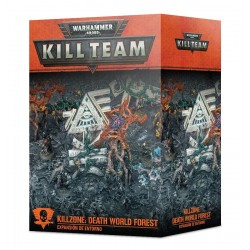 Kill Zone: Deathworld Forest