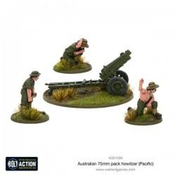 AUSTRALIAN PLATOON SCOUT TEMA (PACIFIC)