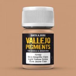 PIGMENTOS 30 ML.102-OCRE AMARILLO CLARO
