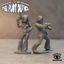 The Ultrateens 2 (3 Figures Pack)