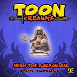Nesh The Barbarian