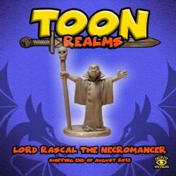 Rascal The Necromancer Lord