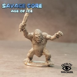 Ice Age Jaguar Tribe Boss High Blood Priest Skull Cloud