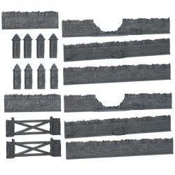 TerrainCrate: Battlefield Fences & Hedges