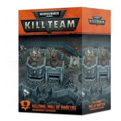 Kill Zone: Sector Wall of Martyrs
