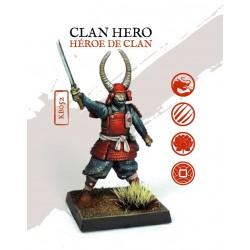 HEROE DEL CLAN