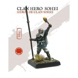 HEROE DEL CLAN SOHEI