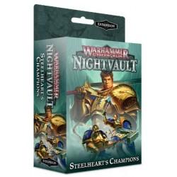 Campeones de Steelheart / Steelheart's Champions