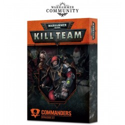 Kill Team Commanders