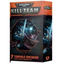 Commander Torrvald Orksbane
