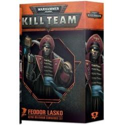 Commander Feodor Lasko