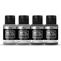 Paneles metálicos