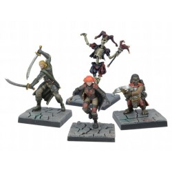 Dungeon Saga: Heroes of Kickstarter