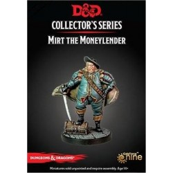 Waterdeep Dragon Heist Manshoon (1 Fig)