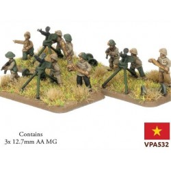 12.7mm AA Platoon...