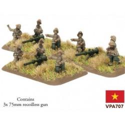 75mm Recoilless Gun Platoon