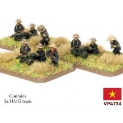 Local Forces Machine-gun Platoon