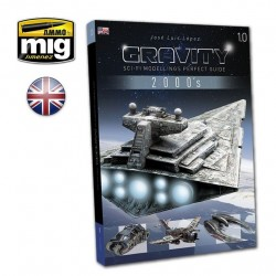 Gravity 1.0 SCI FI Modelling perfect guide (inglés)