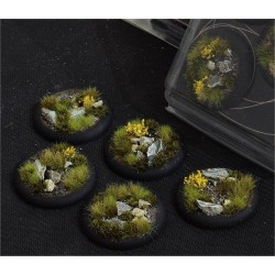Winter Bases Oval 120mm (x1)