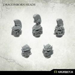 DRAGONBORN HEADS (10)