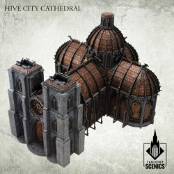 HIVE CITY CATHEDRAL