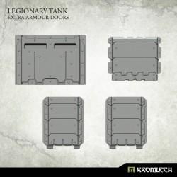LEGIONARY TANK EXTRA ARMOUR DOORS