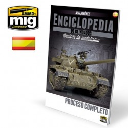 Enciclopedia de técnicas de modelismo de blindados Vol. 6 Extra