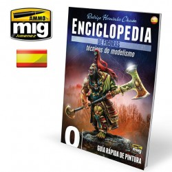 Enciclopedia de técnicas de modelismo de figuras Vol. 0