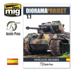 Diorama Project 1.1 - Vehículos militares