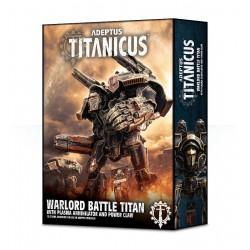 Warlord Titan with Plasma Annihilator