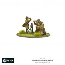 BELGIAN ARMY MEDIUM MORTAR