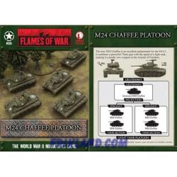 M24 Chaffee Platoon