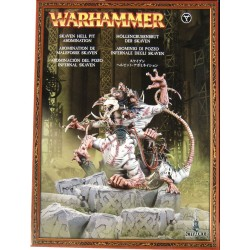 ABOMINACION INFERNAL SKAVEN / Hell Pit Abomination