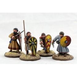 Dismounted Spanish Sergeants One (4)