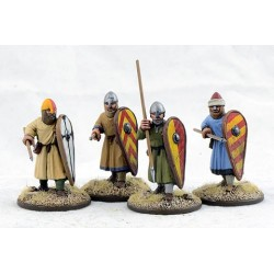 Dismounted Spanish Sergeants Three (4)