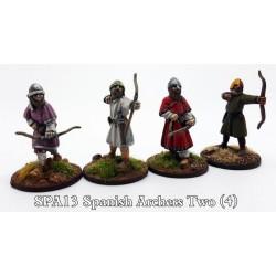 Spanish Crossbowmen (4)