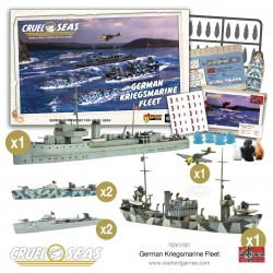 GERMAN KRIEGSMARINE FLEET