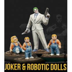 JOKER AND ROBOTIC DOLLS