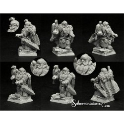 28mm/30mm Dwar Lord Ebren