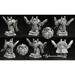 28mm/30mm Dwar Lord Regbrek