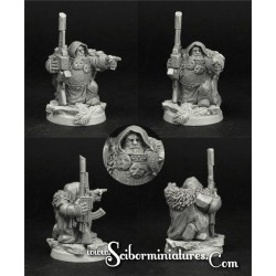 28mm/30mm SF Dwarf Sniper 3