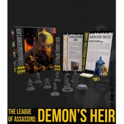LEAGUE OF ASSASSINS: DEMON'S HEIR