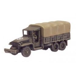 GMC 2 1/2 ton truck