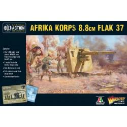AFRIKA KORPS 8.8 CM FLAK 37